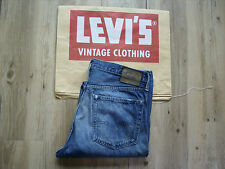 Levis LVC 501Z XX W34 L34 BIG E VINTAGE CLOTHING SELVEDGE/ SELVAGE