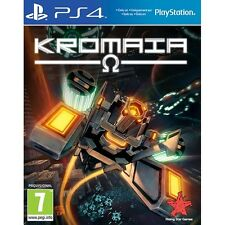 Kromaia PS4 Game Brand New