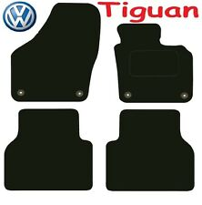 Vw Tiguan DELUXE QUALITY Tailored mats 2007 2008 2009 2010 2011 2012 2013 2014