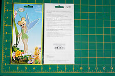 DISNEY TINKER BELL PRINCESS APPLIQUE SEW ON IRON ON PATCH FABRIC 1939557001