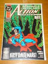 ACTION COMICS #599 DC NEAR MINT CONDITION SUPERMAN APRIL 1988