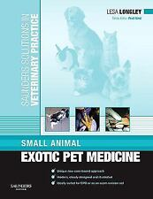 Saunders Solutions in Veterinary Practice: Small Animal Exotic Pet Medicine, 1e,