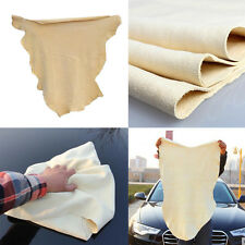 Large Chamois Leather Car Interior Cleaning Cloth Washing Suede Absorbent Towel