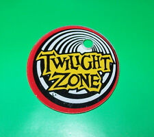 Bally The TWILIGHT ZONE 1993 Orig. NOS Pinball Machine Plastic Promo Keychain #1