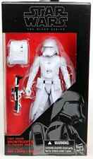 STAR WARS THE FORCE AWAKENS BLACK SERIES 6 INCH FIRST ORDER SNOWTROOPER #12