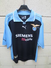 VINTAGE Maillot SS LAZIO ROME Roma maglia calcio shirt football collection M