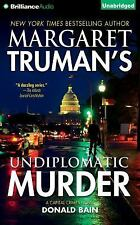 Capital Crimes: Undiplomatic Murder by Donald Bain and Margaret Truman (2016,...