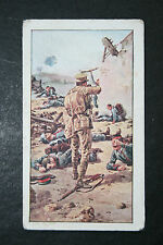 Border Regiment    World War 1 Original 1916 Western Front Action Card