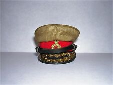 DID 1/6th Scale WW2 British Officer's Cap - Montgomery