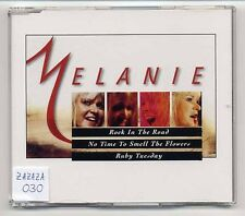 Melanie Safka Maxi-CD Rock In the Road incl. Ruby Tuesday Rolling Stones COVER