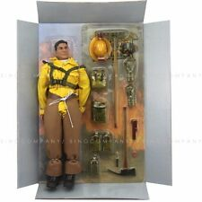 Hot Gift 21st Century Toys Ultimate Soldier AMERICA'S FINEST FIREMAN 12'' Figure