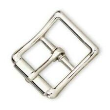 All Purpose Strap Buckles 3/4 in Nickel Plate Leather Crafting Supplies