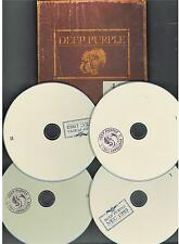 Deep Purple ‎– Live In Europe,1993,   4 × CD, Album,2006
