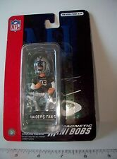 Oakland Raiders NFL Fan Mascot Mini Magnetic Bobblehead Bobble Head from 2003