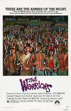 24X36Inch Art THE WARRIORS Movie Poster 1979 Cult Film NYC P51