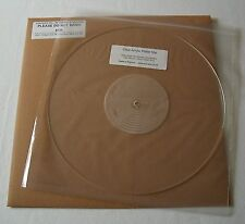 SRM/TECH CLEAR ACRYLIC TURNTABLE PLATTER MAT FOR TECHNICS SL1200
