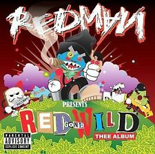 Red Gone Wild: Thee Album [PA] by Redman (CD, Jul-2005, Def Jam (USA))