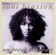 Toni Braxton - Unbreak My Heart (1996) - Used - Compact Disc
