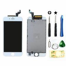 Display LCD für Apple iPhone 6S mit RETINA Glas + 3D Touch - WEISS - WHITE - NEU