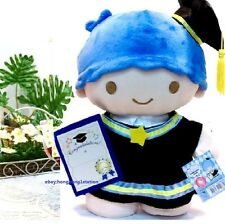 Sanrio Little Twin Stars KiKi Graduation Grad Plush Doll Congratulation Gift Toy