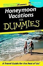 Honeymoon Vacations for Dummies 1st Edition AUTOGRAPHED BY CHERYL FARR LEAS