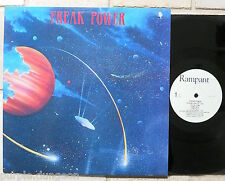 Freak Power ‎– Freak Power  Rampant records Australia