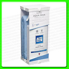 Autoglym Aqua Wax Kit [AW500KIT] 500ml Trigger Aqua Wax + 2x Micro Fiber Cloth