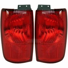 BEAVER MOTOR COACH MARQUIS 2002 2003 2004 2005 TAILLIGHTS TAIL LAMPS RV - SET