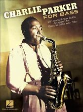 Charlie Parker For Bass Learn to Play DONNA LEE CHI CHI GUITAR TAB Music Book