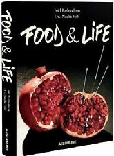 NEW - Joel Robuchon Food and Life by Volf, Nadia