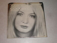 Mary Hopkins 45/PICTURE SLEEVE Goodbye APPLE