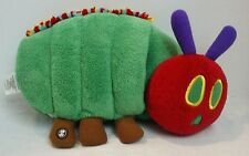 Eric Carle Hungry Caterpillar Plush Zoobies Book