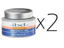 ibd LED/UV Builder Clear Gel - 56 g / 2 oz 2 pcs - 61178