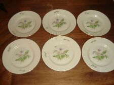 6 Cake / Side plates FRIGGA # 28A Bing & Grondahl Royal Copenhagen Fact. First