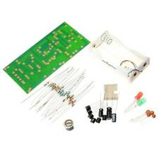 Clap Switch Suite/ Electronic Production/ DIY Kits Red Green LED Display Circuit