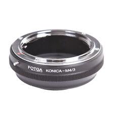 Fotga Konica AR to Sony E-mount NEX NEX3 NEX5 NEX7 NEX5N NEX-C3 NEX-VG10 Adapter