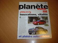Planète groupe Peugeot Citroën Mondial 2000