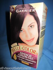 Garnier Belle Color Coloration Einfach Color Gel schwarz-violett 3.16 NEU