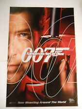 "Tomorrow Never Dies (1997) orig advance 1 sheet movie poster (27""x40"") rolled"