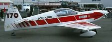 TR-200 Tech Aero France Sports Airplane Wood Model Replica Small Free Shipping