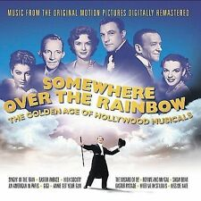 Various Artists, Somewhere over the Rainbow: The Golden Age of Hollywood Musical