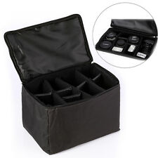 EVA Portable Flash Lens Bag Padded Storage Box Case Camera Parts Moistureproof