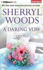 Vows: A Daring Vow 5 by Sherryl Woods (2016, CD, Unabridged)