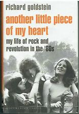 ANOTHER LITTLE PIECE OF MY HEART My Life Of Rock & Revolution in The 60s - BOOK