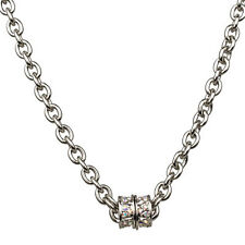 NEW KIRKS FOLLY SIMPLY STYLISH LINK INTERCHANGEABLE  MAGNETIC NECKLACE ST