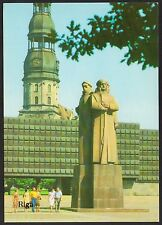 AD3846 Latvia - Riga - The Monument and Memorial Museum to Latvian Red Riflemen