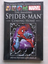 Marvel Graphic Novel Collection #1 Amazing Spider-Man - Coming Home - Hardback