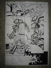 Koi Turnbull OUTSIDERS 5 of a kind 1 pg 7 SEXY CATWOMAN AND BATMAN