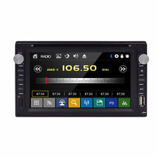 "Double 2Din 6.2"" Stereo Car DVD Player Bluetooth Radio iPod SD/USB TV w/o Gps !"