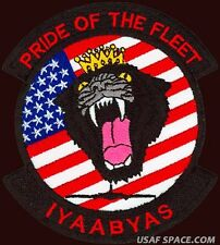 USAF 5th RECONNAISSANCE SQ - PRIDE OF THE FLEET - IYAABYAS - U-2 -ORIGINAL PATCH